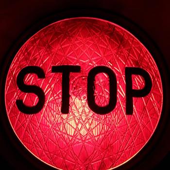 "G.E. ""command, spiderweb"" traffic signal lens - Lamps"