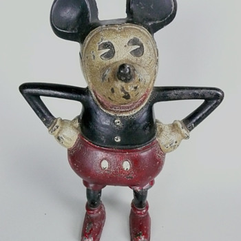 Mickey Mouse Penny Bank