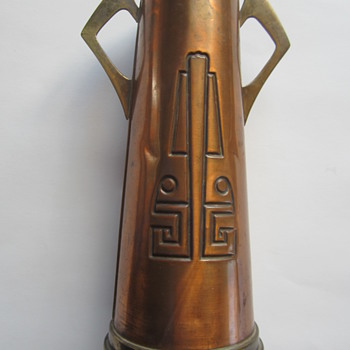 My first Jugendstil Vase - Art Nouveau
