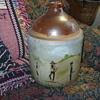 the old moonshine jug
