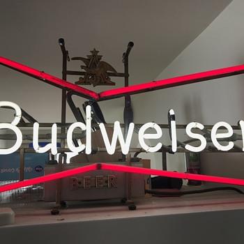 Budweiser  - Signs