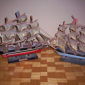 Model Boats #2 - Toys