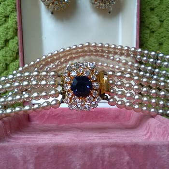 Princess Diana Choker - Costume Jewelry