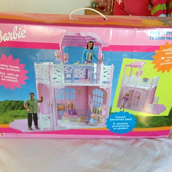 Barbie Pink 'N' Pretty House