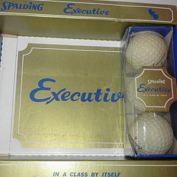The Spading Executive Golf Ball