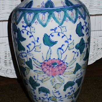Chinese Vase - Pottery