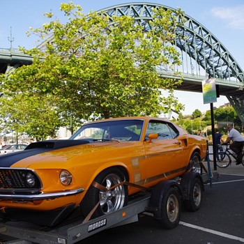 1969 FORD MUSTANG - Classic Cars
