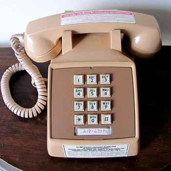 Comdial Military Desk Phone