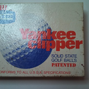 """Caveat emptor"" Yankee Clippers"