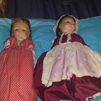 Pulling Madame Alexander dolls out of storage. Do I clean them?