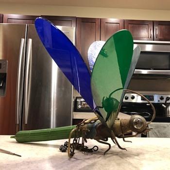 Dragonfly light - Animals