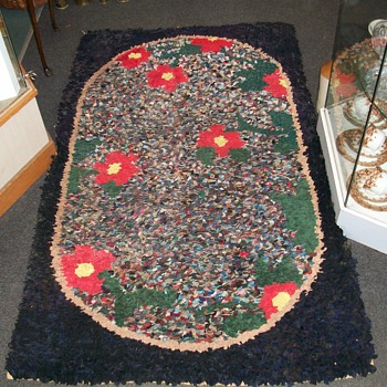 Proddy Rug (Rag Rug and other names )