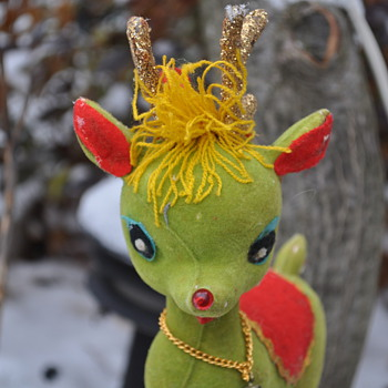 Our Rudolph