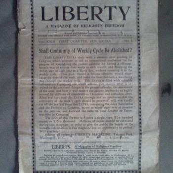 LIBERTY - Paper