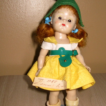 A beautiful Ginny doll. - Dolls