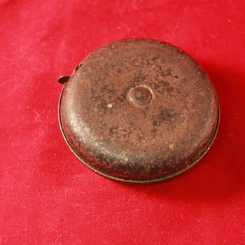 Vintage Massi Stabe Rollo Stabil Tape Measure WWII Era - Tools and Hardware