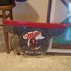 Vintage Miller High Life Sign