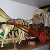 Gabriel Lone Ranger Horses Figures and Wagon and More!