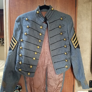 USMA West Point or Dress Military Jacket 1800s - Military and Wartime