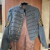 USMA West Point or Dress Military Jacket 1800s