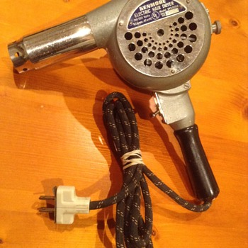 1940's Kenmore hair dryer - Electronics