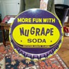 NuGrape soda sign NEED INFO