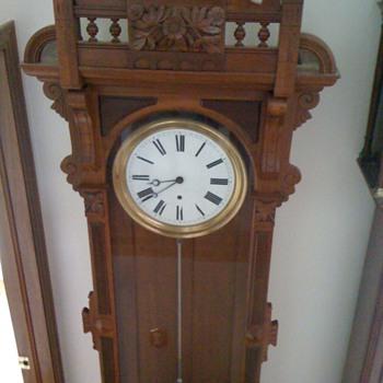 One of dad's favorite clocks - Clocks