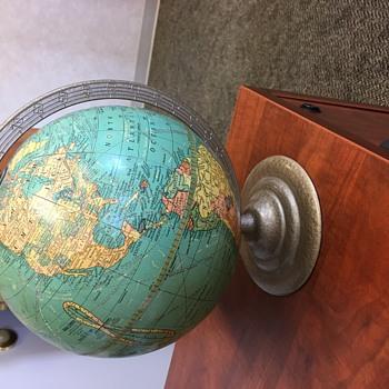 George F. Cram Globe