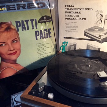 Patti cake turn the Page  - Records