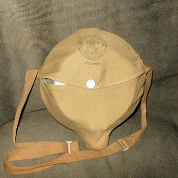 Boy Scout Mess Kit Regal 1950s - Sporting Goods