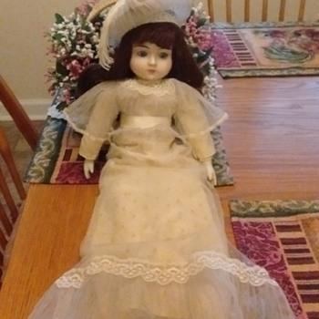 Unidentified MANN doll