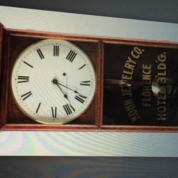 Seth Thomas Wall Clock - Clocks