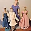 A Few Miniature Mannequins 1940's
