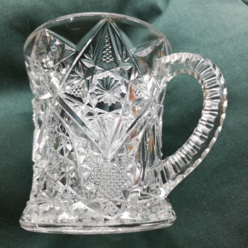 Higbee cup? - Glassware