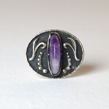 A small jugendstil brooch - Fine Jewelry