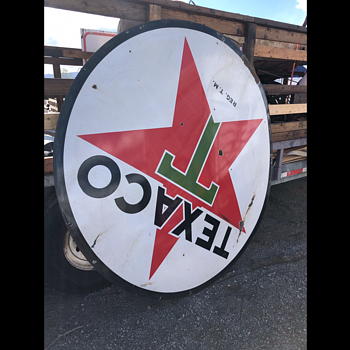 Another Texaco - Signs