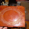 Bakelite cigar box