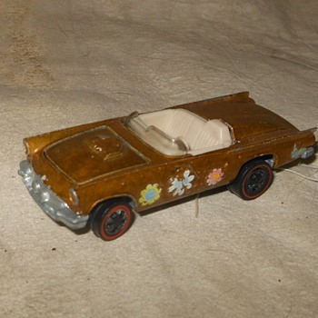 Hot Wheels Wednesday Classic '57 T-Bird 1969 - Model Cars