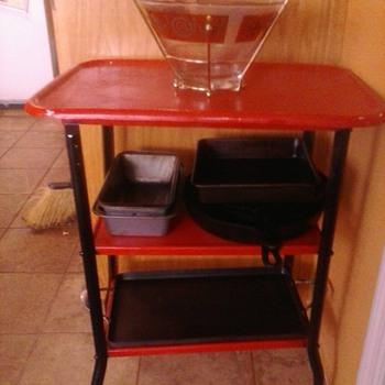Little Resussitation Of A Little Old Cart - Kitchen