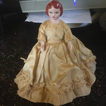 Redhead doll - Dolls