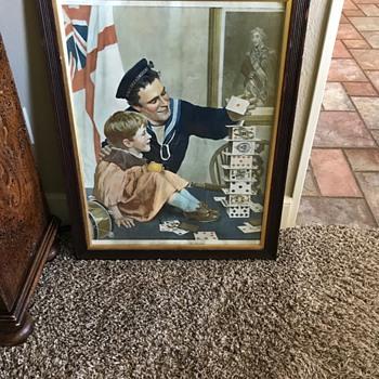 Pre-WWI British Naval Propaganda