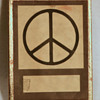 Peace Symbol bookplates - Antioch Bookplate Co.
