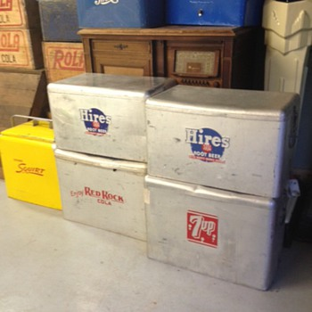 Cronstrom Coolers
