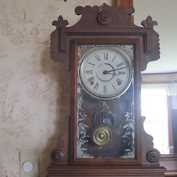 Eight Day Mantle Clock