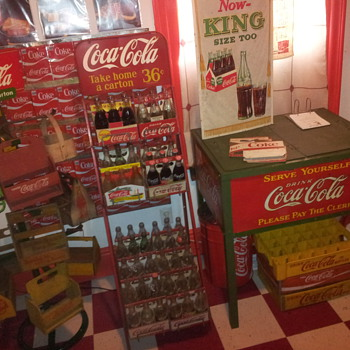 Coca-Cola Cardboard Carriers - Coca-Cola