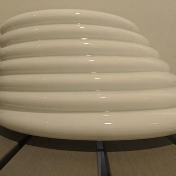 Leucos brand lamp - Art Glass