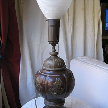 Early Bronze Lamp - Lamps