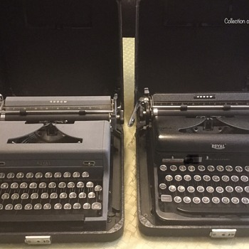 A Royal Experience — Royal Arrow Typewriters - Office