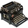 Underwood 1 typewriter - 1896