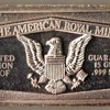 American Royal Mint - Eagle Ingot